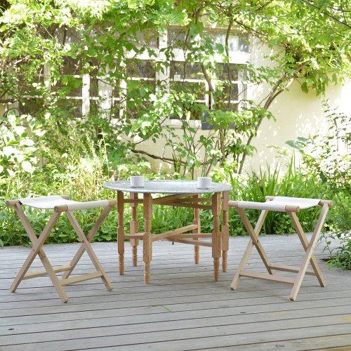 Wood Leg Table