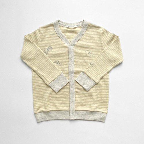 mina perhonen / choucho ボーダーカーディガン 【BP8007P】