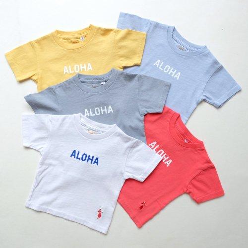 grown in the sun / ALOHA ショートスリーブTシャツ Kids