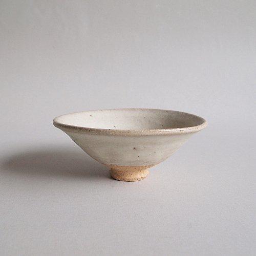 岩田圭介 / 白茶碗