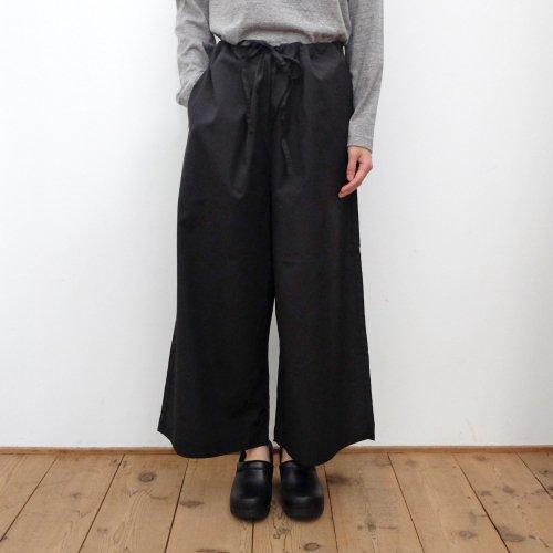 eleven2nd / Drawstring Wide Pants 【e2F-1006】