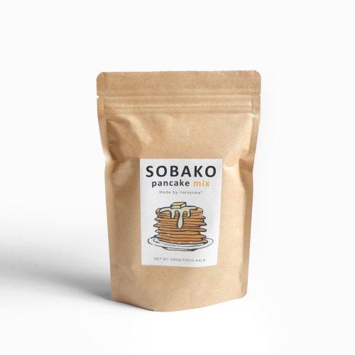 narusoba / SOBAKO pancake mix