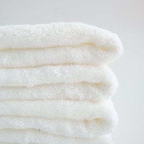 水布人舎 SUIFUTOSHA / やさしい肌着の糸でつくったタオル