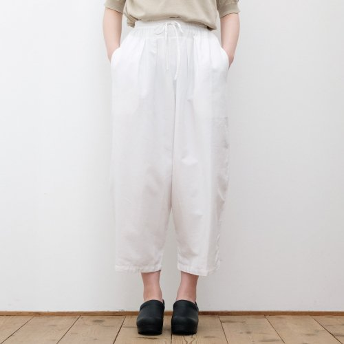 KHADI & CO / パンツ STAR LIGHT CANVAS TROUSERS