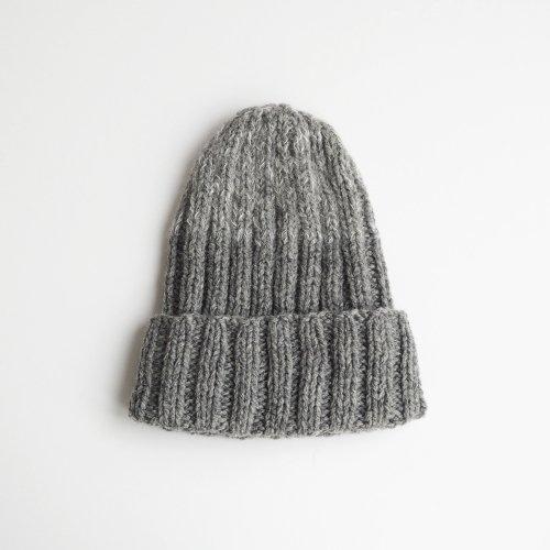 eleven2nd / リブニット帽 【e24-1010】