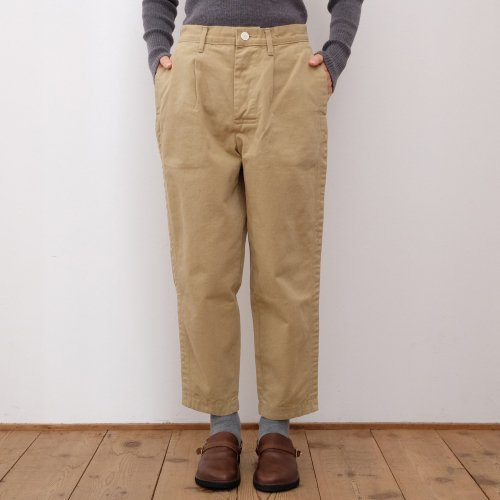 grown in the sun / BIG SILHOUETTE PANTS 【G2D-1901】