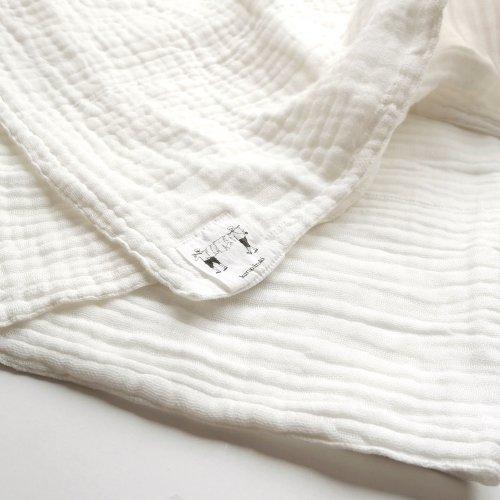 くるみの木 / 蚊帳織ケット