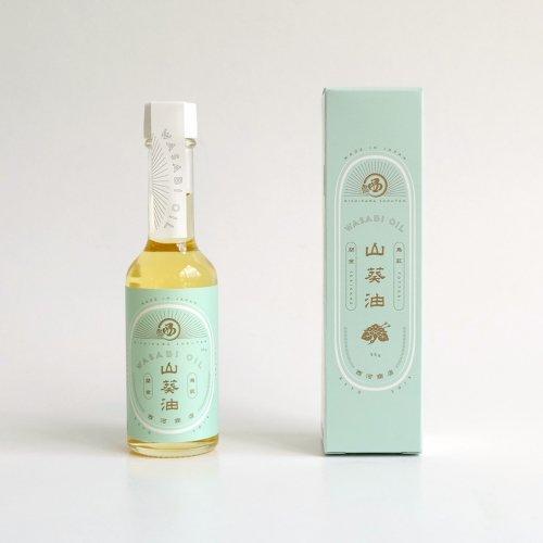 西河商店 / わさびオイル(山葵油)