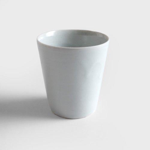 砂田政美 / 白磁カップ