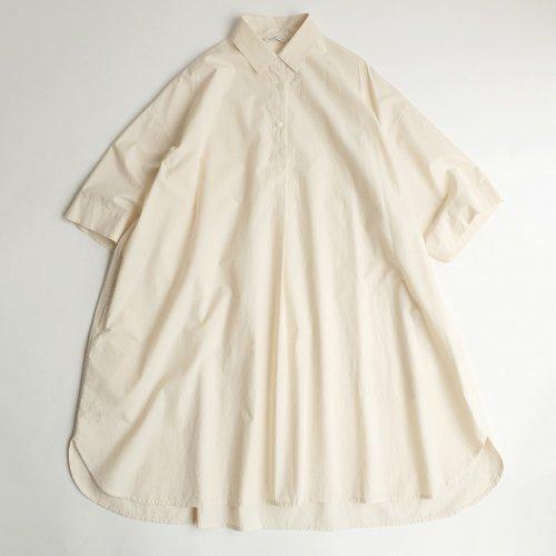 ARTS & SCIENCE / Pull over mini collar tunic 【0211L61280060】