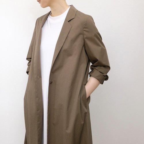 humoresque /  tailored collar coat 【HS2502B / olive】