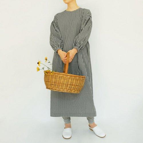 CHECK & STRIPE × くるみの木 / Dress