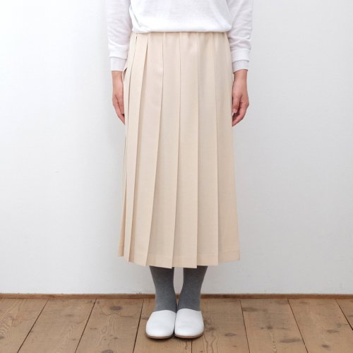 Charpentier de Vaisseau / Brisa Surge Long Skirt プリーツロングスカート 【C003172PS215】<img class='new_mark_img2' src='https://img.shop-pro.jp/img/new/icons6.gif' style='border:none;display:inline;margin:0px;padding:0px;width:auto;' />