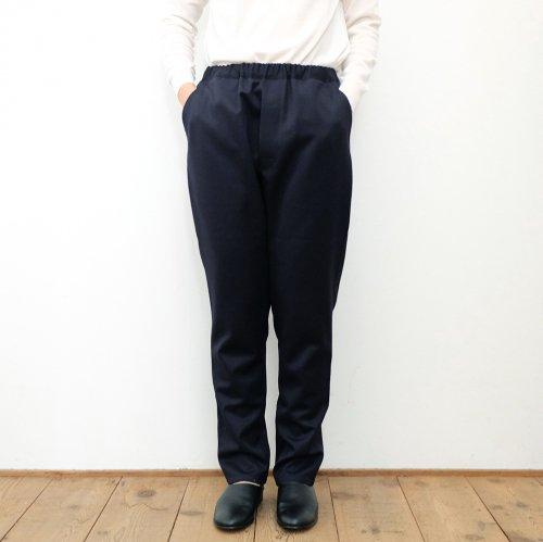 -M- (medium) / ウールギャバジンパンツ 【M053】