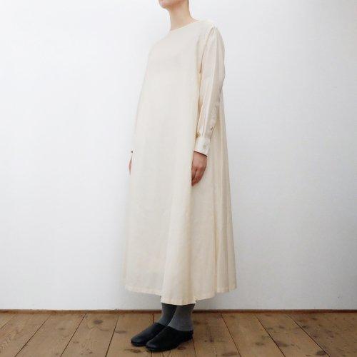 LE GLAZIK /  CREW NECK DRESS【LG-G0012】