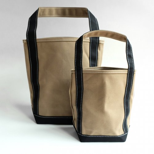 TEMBEA / BAGUETTE TOTE (BEIGE/BLACK)<img class='new_mark_img2' src='https://img.shop-pro.jp/img/new/icons6.gif' style='border:none;display:inline;margin:0px;padding:0px;width:auto;' />
