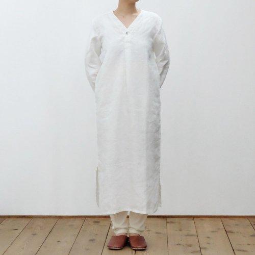 くるみの木 /  リネンナイトシャツ
