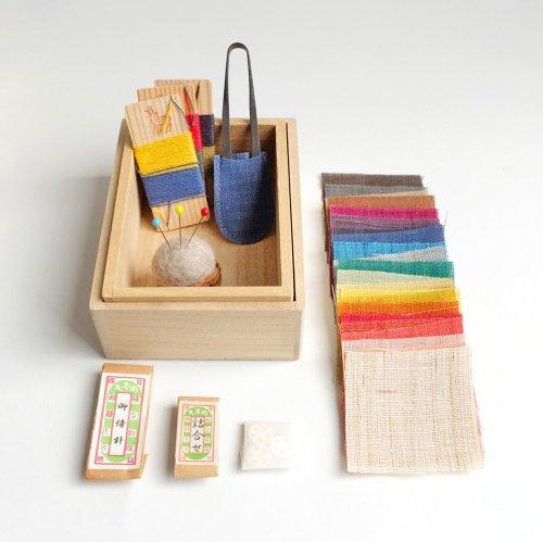 くるみの木 / お裁縫箱