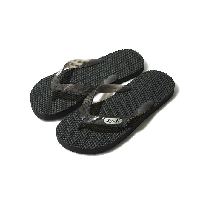 MASSAGE SLIPPA(BLACK)