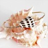 即納 Hebrew cone shell バングル from ハワイ  [Maimoda Jewelry/マイモダジュエリー]