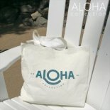 アロハ ALOHA ヨガ&プール&ビーチ ウォータープルーフ トートバッグ from ハワイ/カリフォルニア