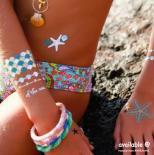 タトゥーシールG [オブ ザ シー] ハワイ ネックレス ブレスレット アンクレット リング カフス