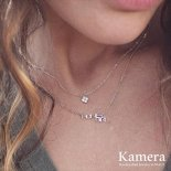 HONEY GIRL (ハニー ガール) ネックレス [ Kamera Jewelry / カメラ ジュエリー ハワイ ]