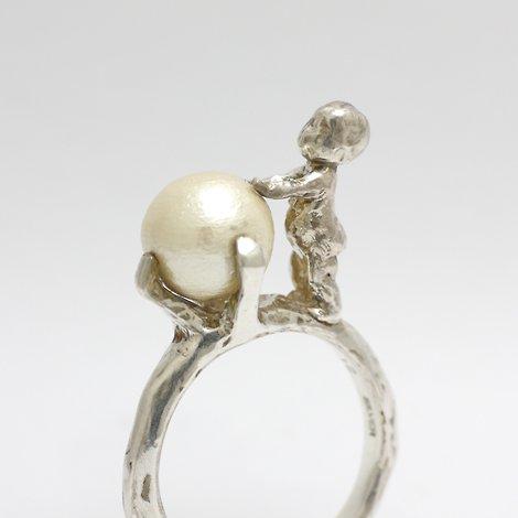 ハルオ-Ring:Pearl
