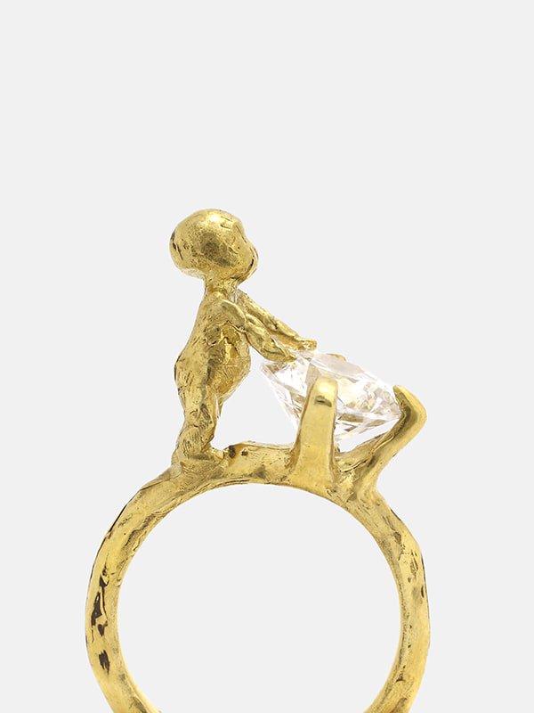 ハルオ-Ring:Gold