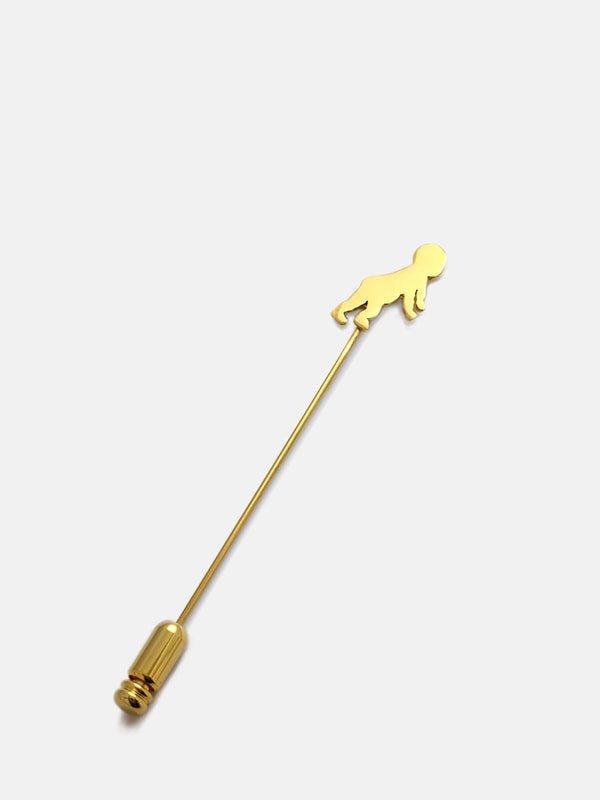 ハルオ-Pin-Gold
