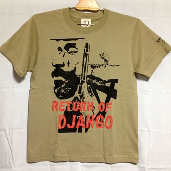 MANALIBRE【RETURN OF DJANGO】