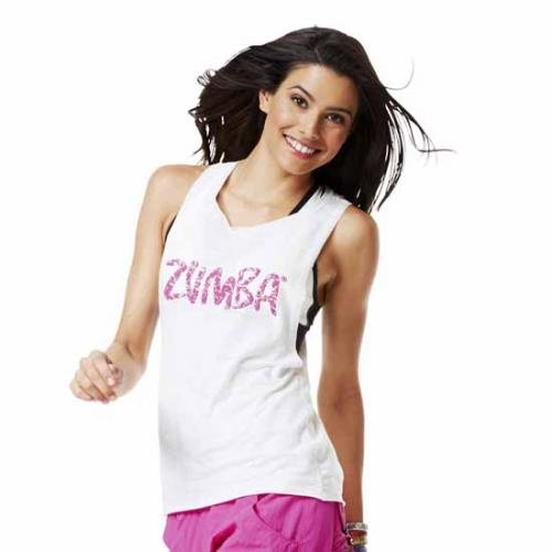 zumba totally twisted top. Black Bedroom Furniture Sets. Home Design Ideas