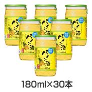 パイン酒 180ml/30本の商品画像