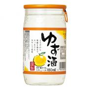 ゆず酒180ml/1本