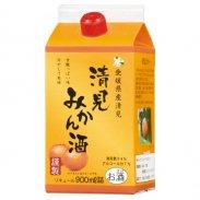 愛媛県産清見みかん酒900ml/1本