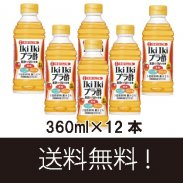 日の出 IkiIkiプラ酢りんご黒酢/12本の商品画像