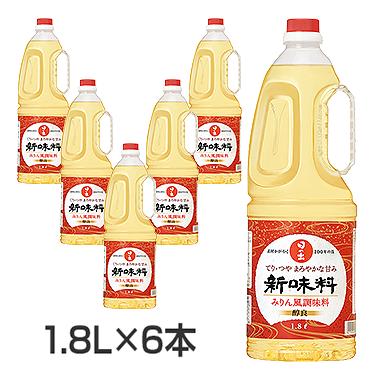 日の出新味料1.8L/6本入