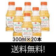 オーガニックみりんタイプ300ml/20本の商品画像