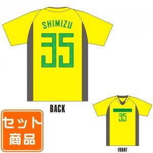 キッズ用 ナンバーリングTシャツ 007