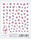 ネイルシール Sha-Nail More 写ネイルモア MFLCT-001 Flower Couture / フラワー クチュール