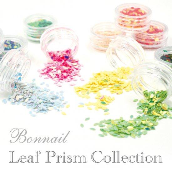 BonNail ボンネイル ホログラム リーフプリズムコレクション 0.6g×12色
