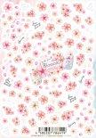 ネイルシール Sha-Nail Pro 写ネイルPro OYS-001 奥ゆきさくら Mille-feuille blossom