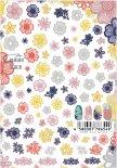 ネイルシール Sha-Nail Pro 写ネイルPro COL-002 Couture Lace (color) / クチュール レース (カラー)