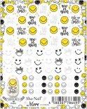 ネイルシール Sha-Nail More 写ネイルモア MSM-001 SMILE / スマイル