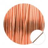BonNail ボンネイル カラーワイヤー 0.5mm×10m ライトゴールド