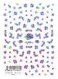 ネイルシール TSUMEKIRA ツメキラ NN-AJI-101 紫陽花
