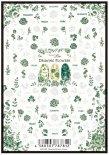 ネイルシール Sha-Nail Pro 写ネイルPro DFL-001 Drawing Flower (Green) / ドローイングフラワー (グリーン)