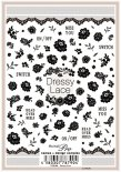 ネイルシール Sha-Nail Pro 写ネイルPro N-DL001 Dressy Lace / ドレッシー レース