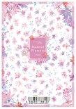 ネイルシール Sha-Nail Pro 写ネイルPro NF-002 Nuance Flowers -Pink- / ニュアンスフラワー ピンク
