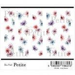 ネイルシール Sha-Nail Petite 写ネイル プチ PET-002 Xray Flowers / エックスレイ フラワー